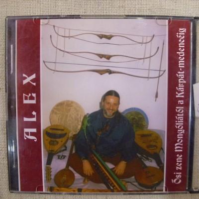 Alex - Ősi zene Mongóliától a Kárpát medencéig