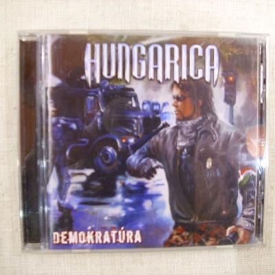Hungarica - Demokratúra