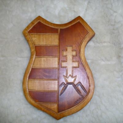 Kossuth címer falidísz