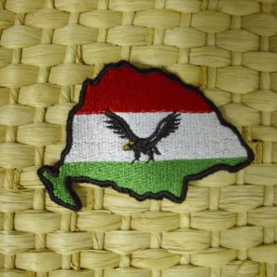 Nagy Magyarország felvarró turullal