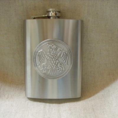 flaska-Rakamazi turulos gravírozott flaska