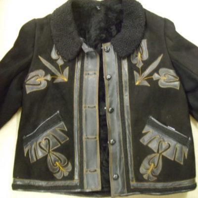 Kozsok férfi kabát