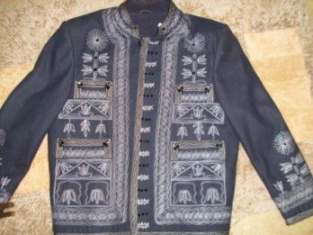 bujka férfi kabát