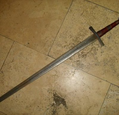 középkori kard