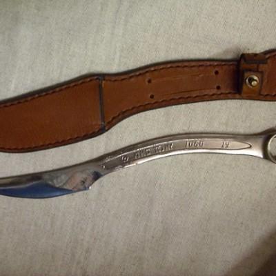 csillagkulcsos kés