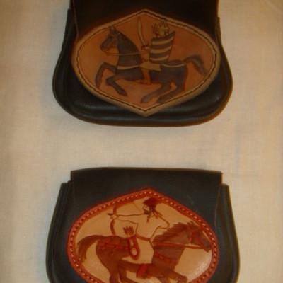 festett lovas övtáska