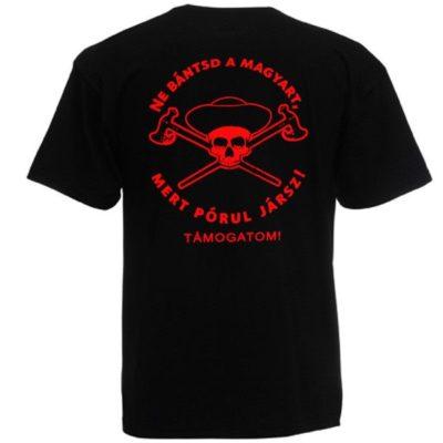 betyársereg támogató póló