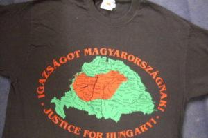Igazságot Magyarországnak póló
