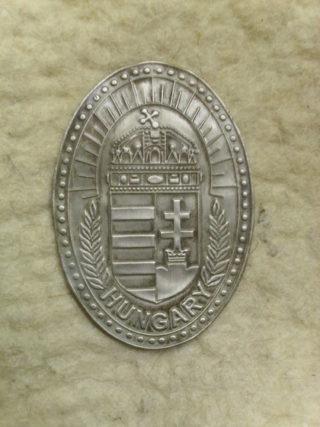fém címer matrica