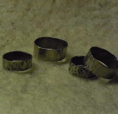 karikagyűrű kovácsoltvasból