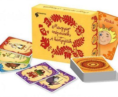 Magyar népmesék kártya