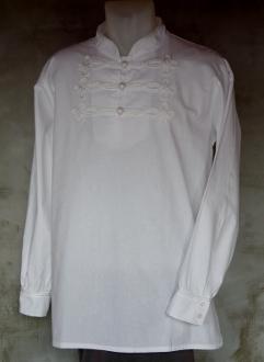 zsinoros fehér ing