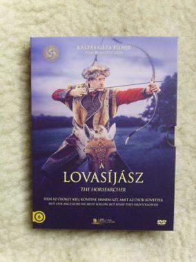 A lovasíjász- Kaszás Géza filmje