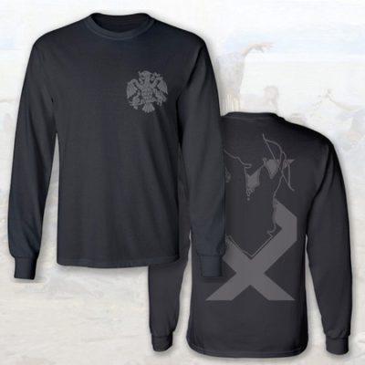 Turulos-ijászos póló