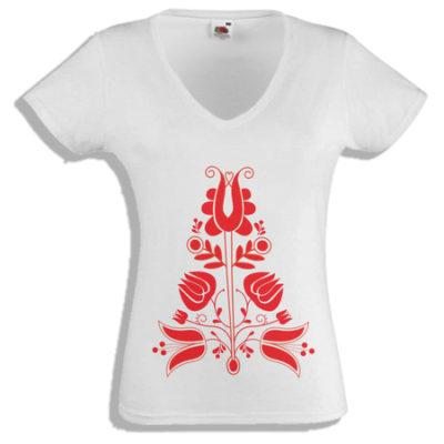 életfás női póló
