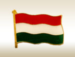 magyar zászló jelvény