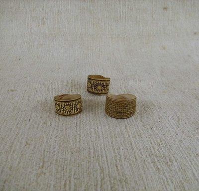 nyírfakéreg gyűrű