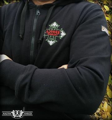magyar harcos ébredj magyar pulóver