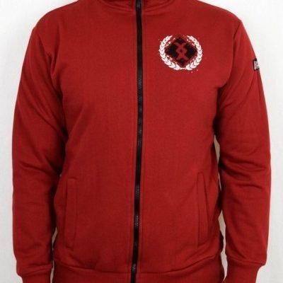 magyar harcos piros kürtös pulóver