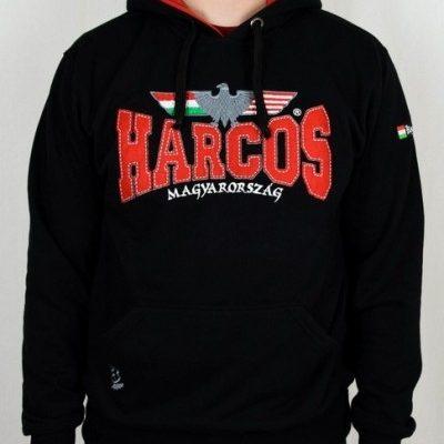 magyar harcos belebújós szines pulóver