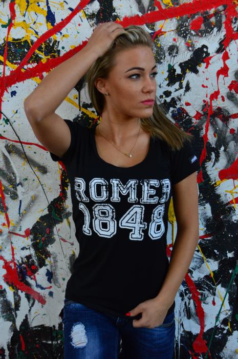 romer 1848 feliratú póló