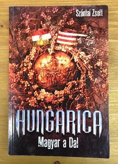 Szántai Zsolt Hungarica könyv