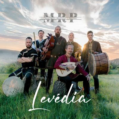 Magyar Rhapsody Project Levédia cd
